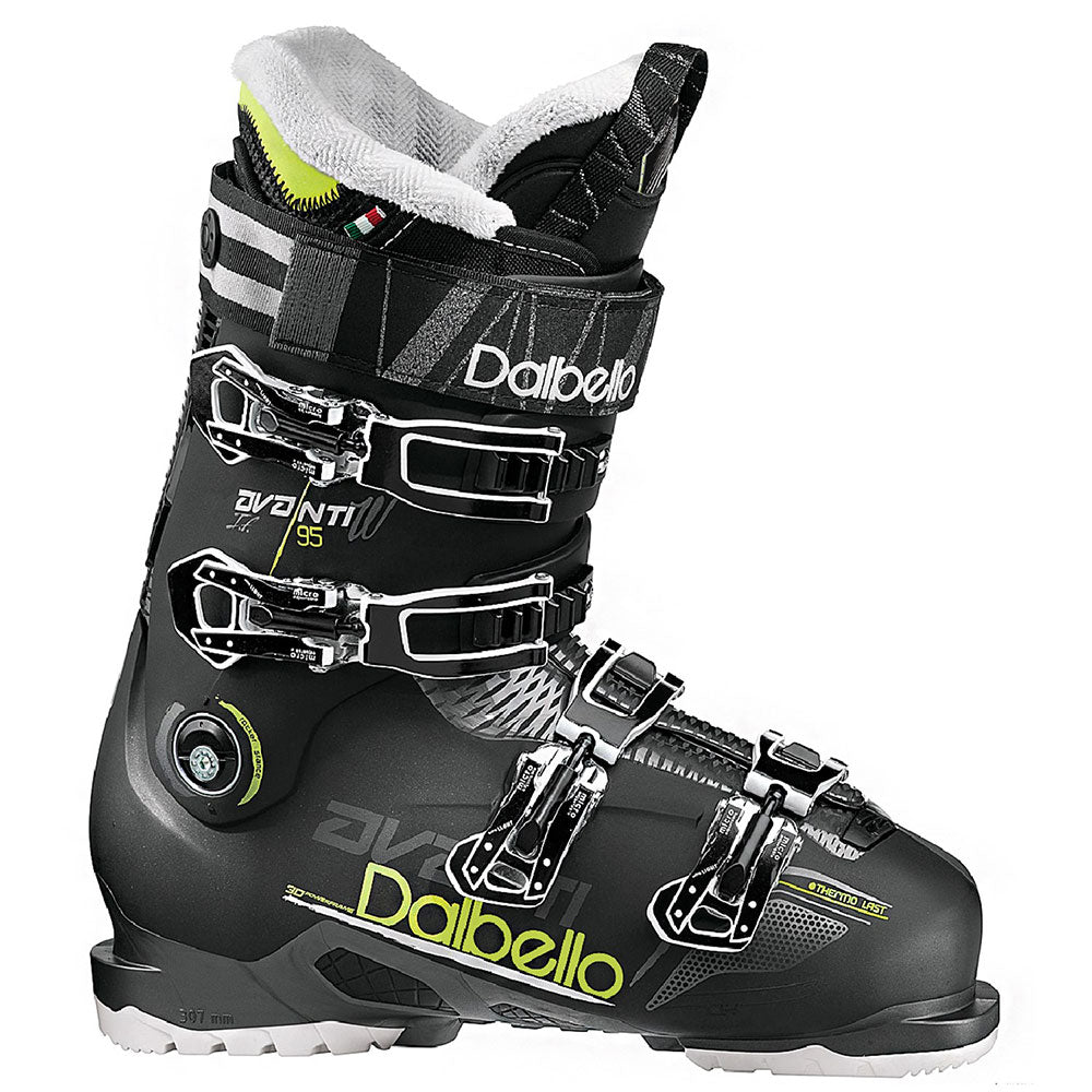 Dalbello Avanti 95 Ski Boot - Ladies Black