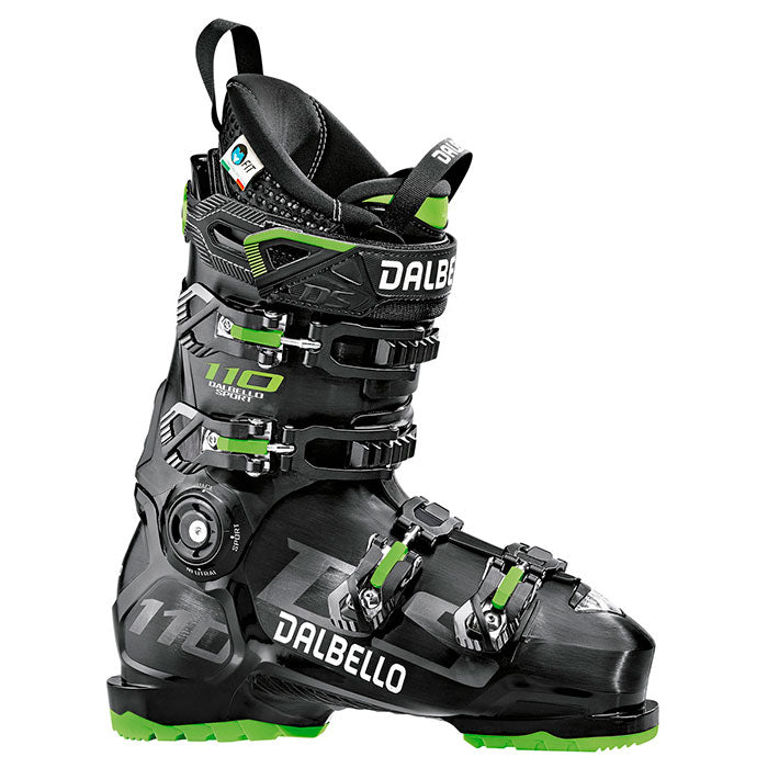 Dalbello DS 110 M Ski Boots - Mens Black/Black