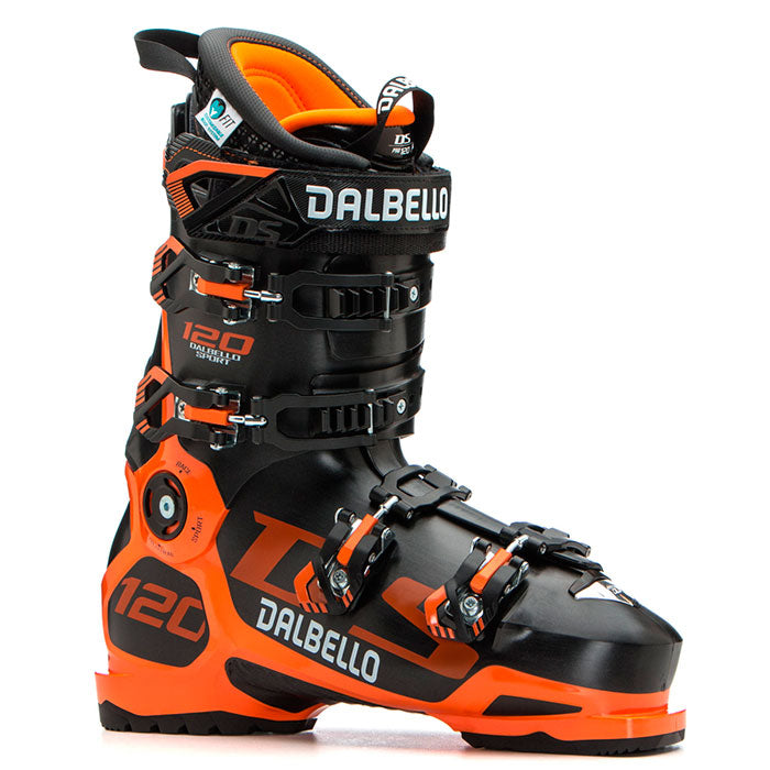 Dalbello DS 120 M Ski Boots - Mens Black/Orange