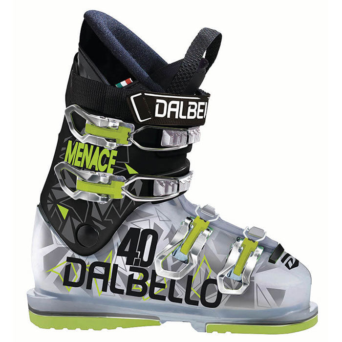 Dalbello Menace 4 Junior Ski Boot Trans Black