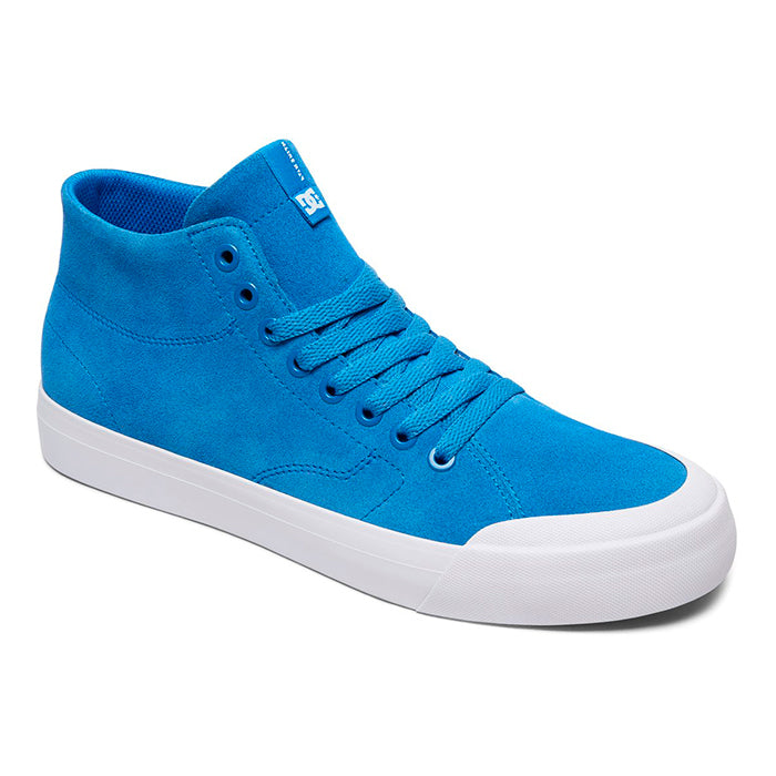 DC Evan Smith Hi Zero Mens Shoe - Blue