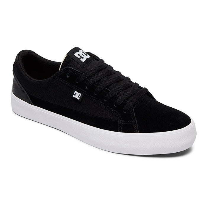 DC Lynnefield S Mens Shoe - Black/White