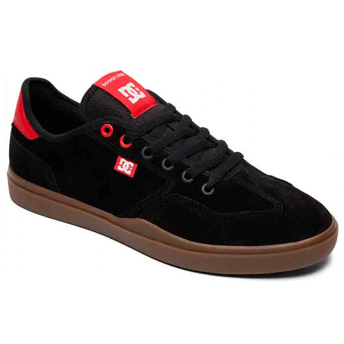 DC Vestrey S Mens Shoes - Black/Black/Gum