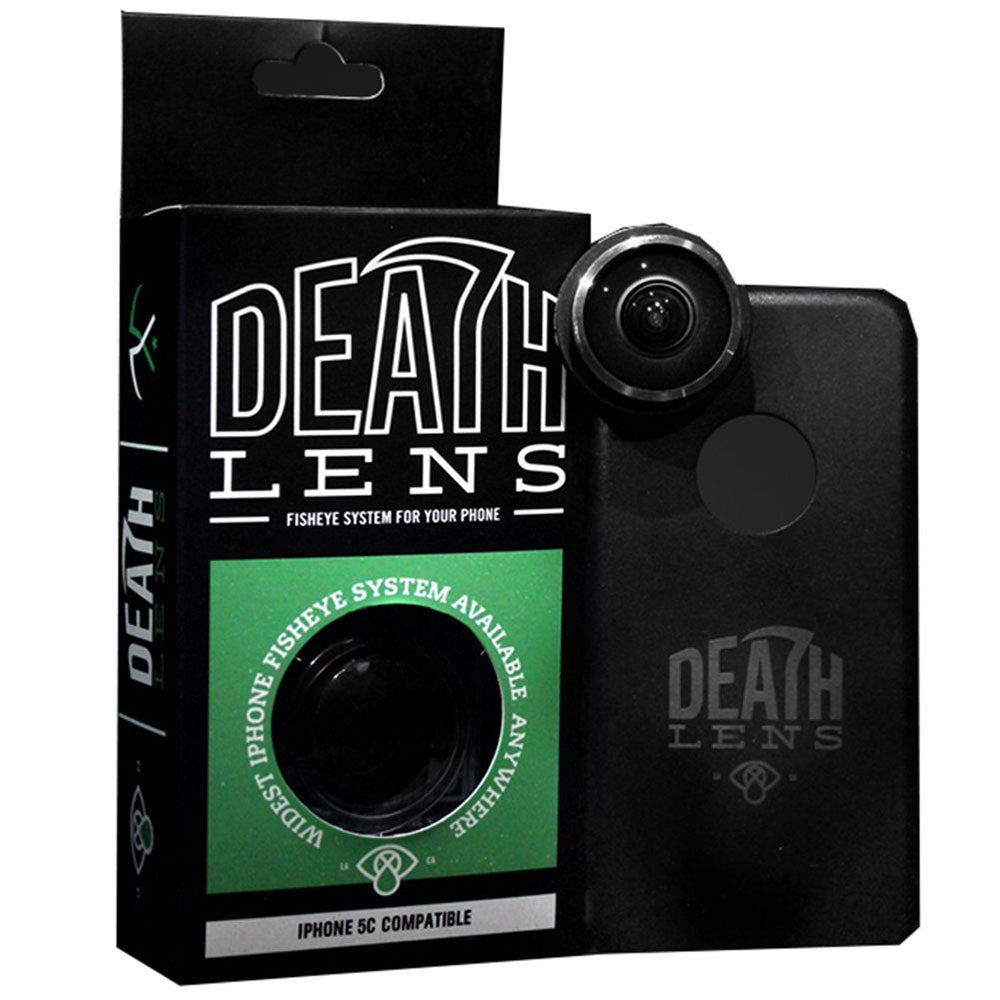 Death Lens IPhone 5C Wide Angle