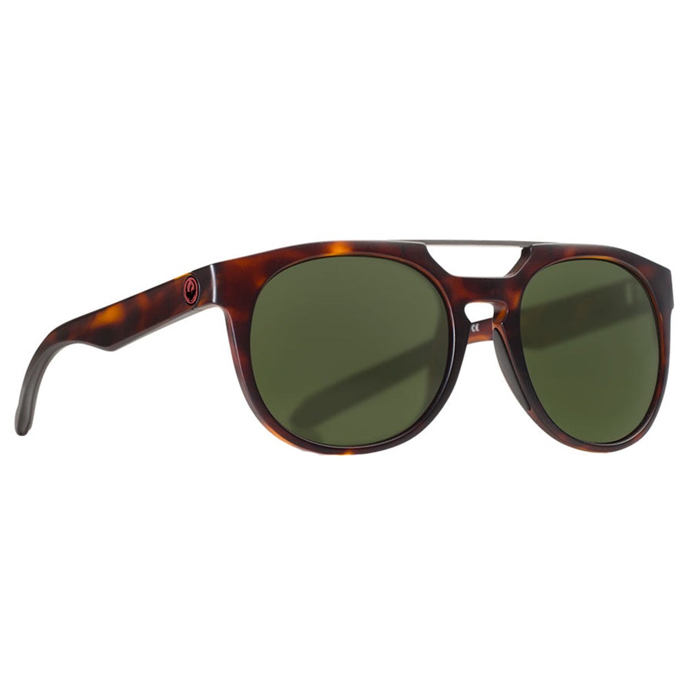 Dragon Proflect Sunglass - Matte Tortoise/Optimised Green