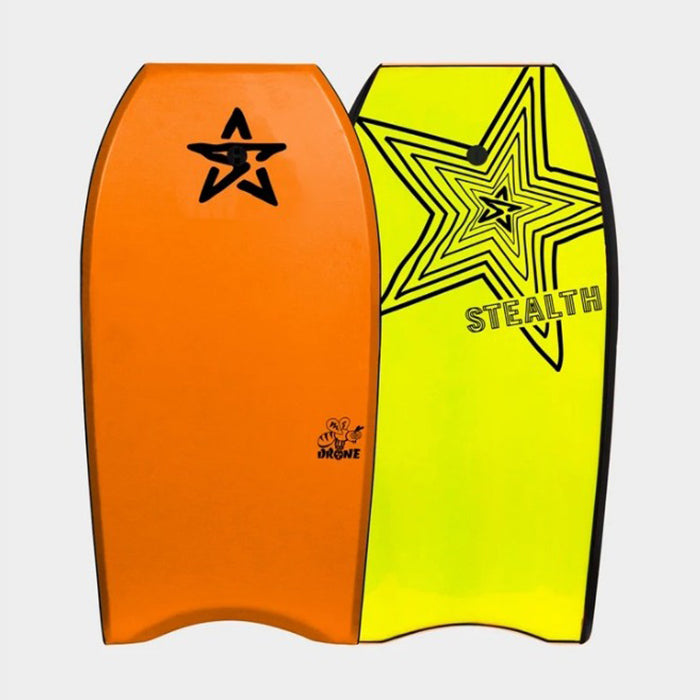 Stealth Drone 34 Bodyboard - Orange
