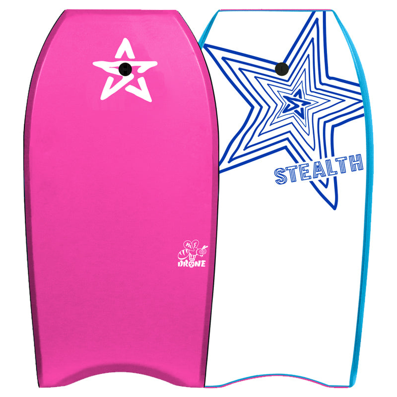 Stealth Drone 38 Bodyboard - Pink