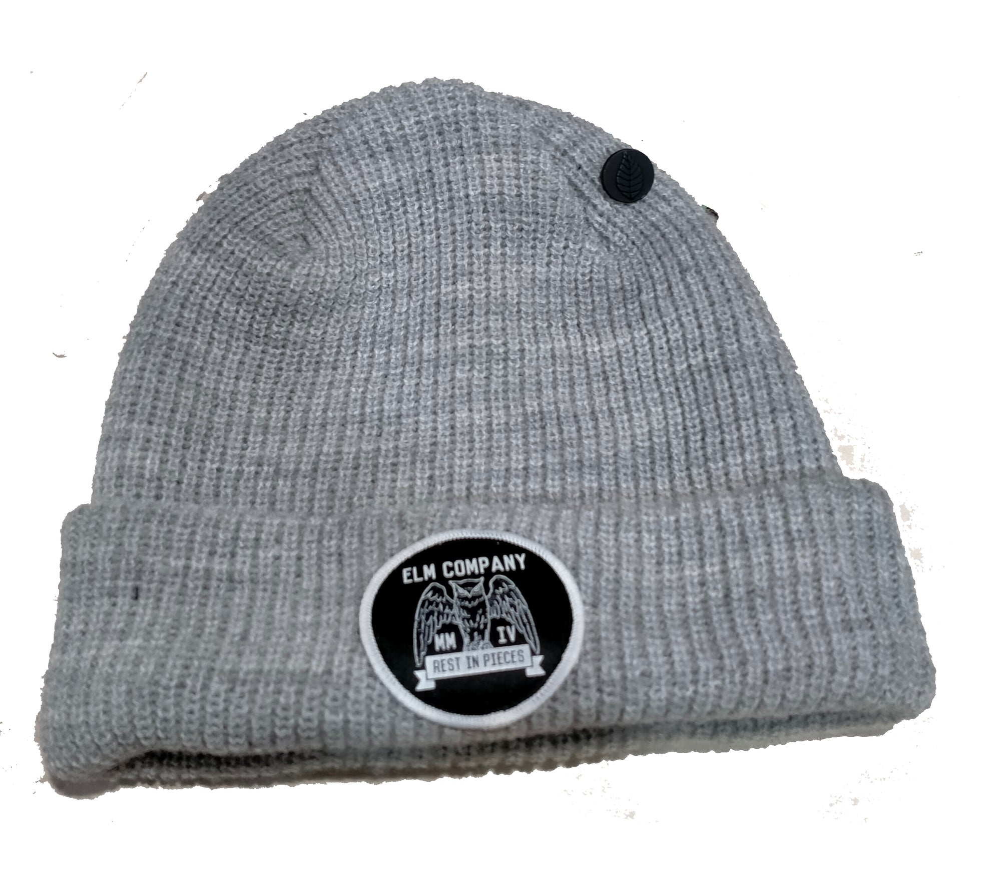 Elm Banded Beanie Mens Heather