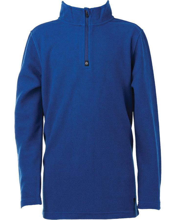 Elude Fleece 1/4 Zip Boys - Soladite Blue