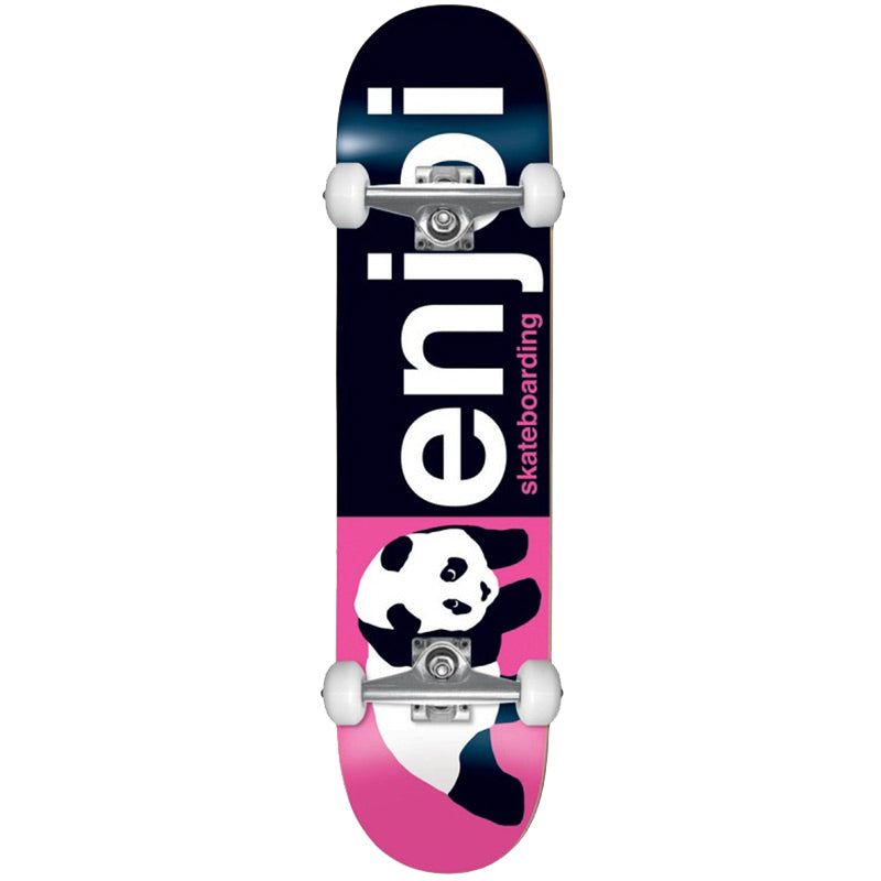 Enjoi Half And Half FP Complete - Pink - 8.0
