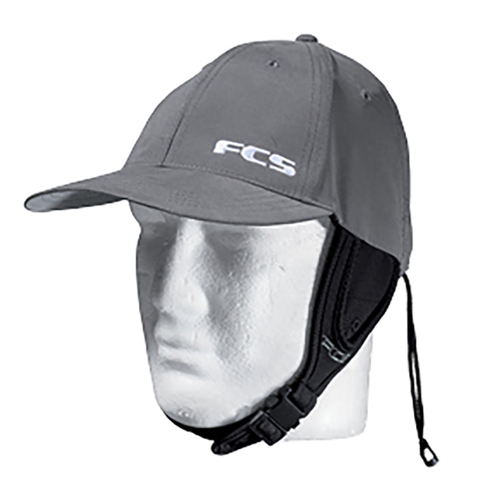 FCS Wet Baseball Cap - Gun Metal - MEMBERS PRICE