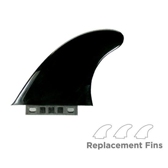 Softlite Big Fin Set - 3 x Fins