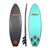 El Nino Flow Softboard 5ft 6 - Quartz Grey