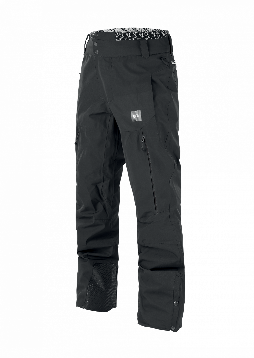 Picture Object Mens Pant - Black