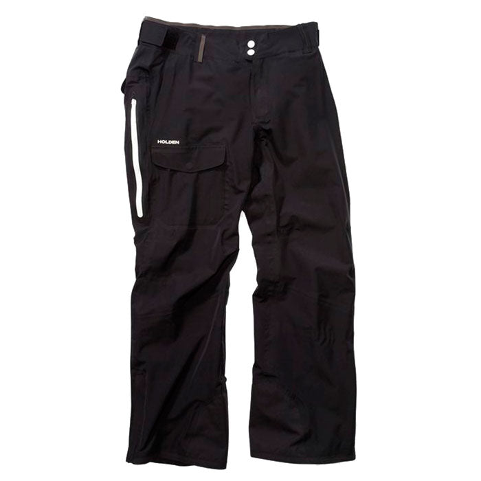 Holden 3 Layer Burn Snow Pants Mens - Black