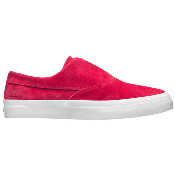 Huf Dylan Slip On - Deep Red