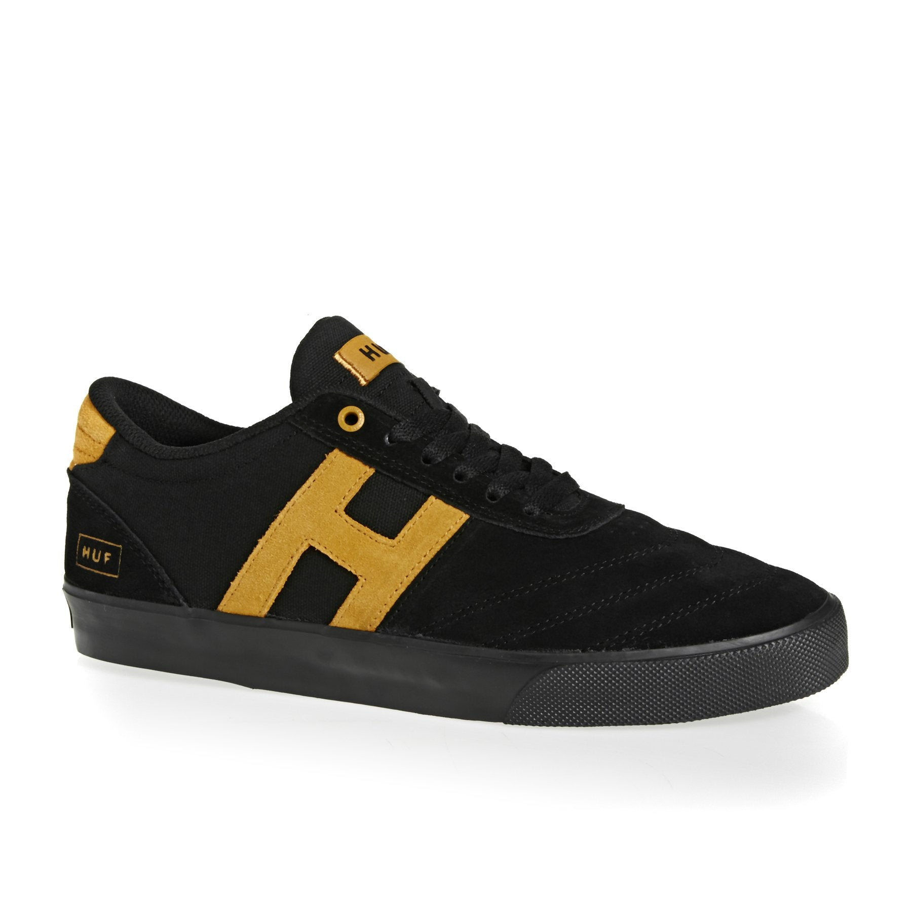 Huf Galaxy Shoe - Mens - Black