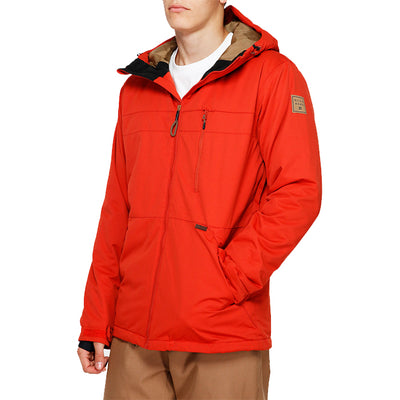 Billabong All Day 2L 10K Jacket Mens - Magma
