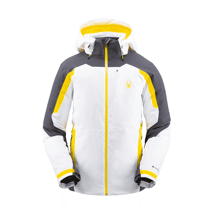 Spyder Copper GTX Jacket Mens - White