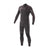Picture Equation 3.2 Front Zip Mens Wetsuit - Black Melange