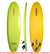 El Nino Cruiser Softboard 6ft 6 - Lime Green