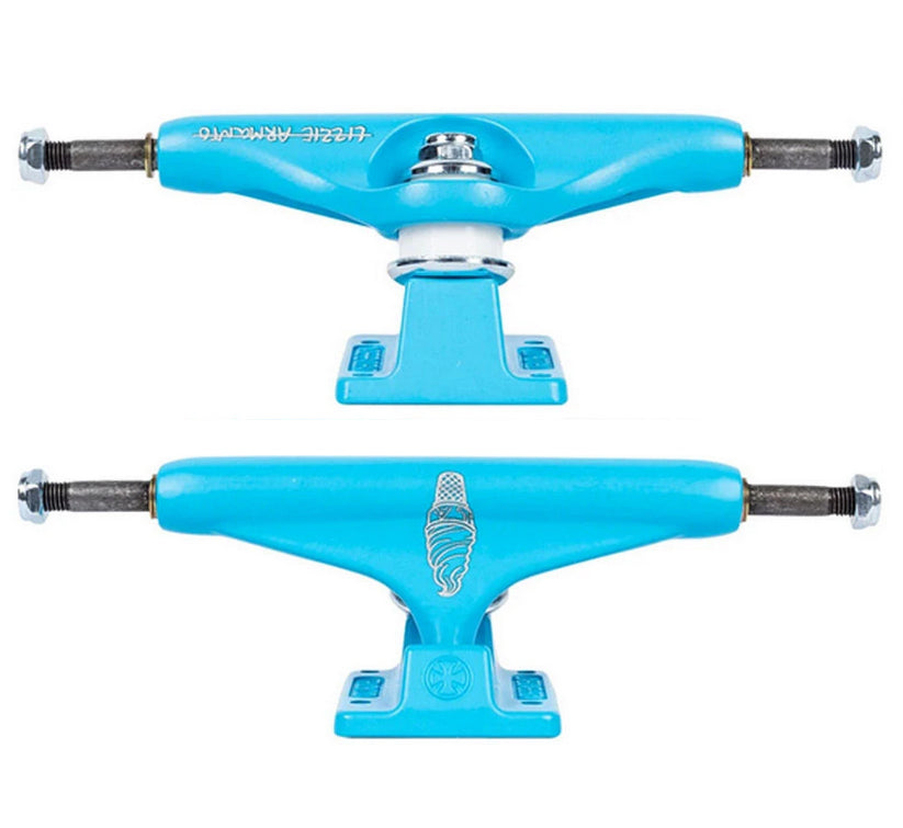 Independent Lizzie Armanto Cross Hollow Trucks - 149 Blue