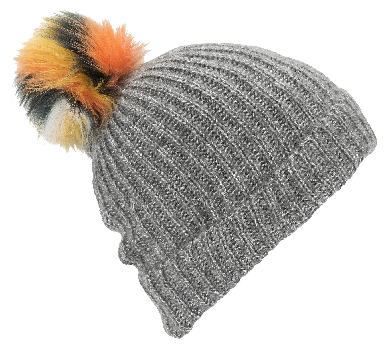 Volcom Lula Beanie - Heather Grey