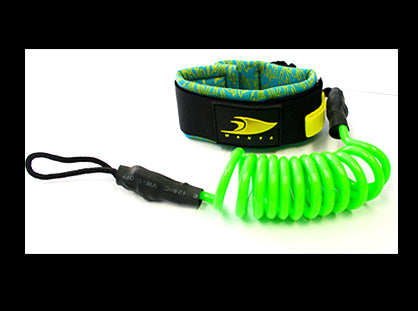 Manta Basic Wrist Coiled Leash