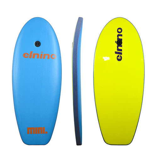 El Nino Mini 37 Bodyboard - Ice Blue