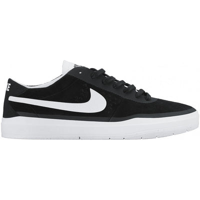 Nike Bruin SB Hyperfeel Shoes Mens - Black/White/White