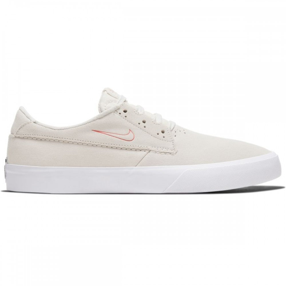 Nike SB Shane Mens Shoes - White University Red