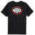 Nike SB T-Shirt Oval Mens - Black