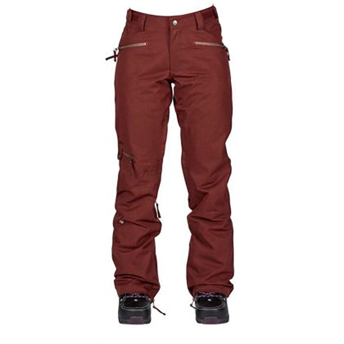 Nikita White Pine Snow Pants Womens - Brandywine