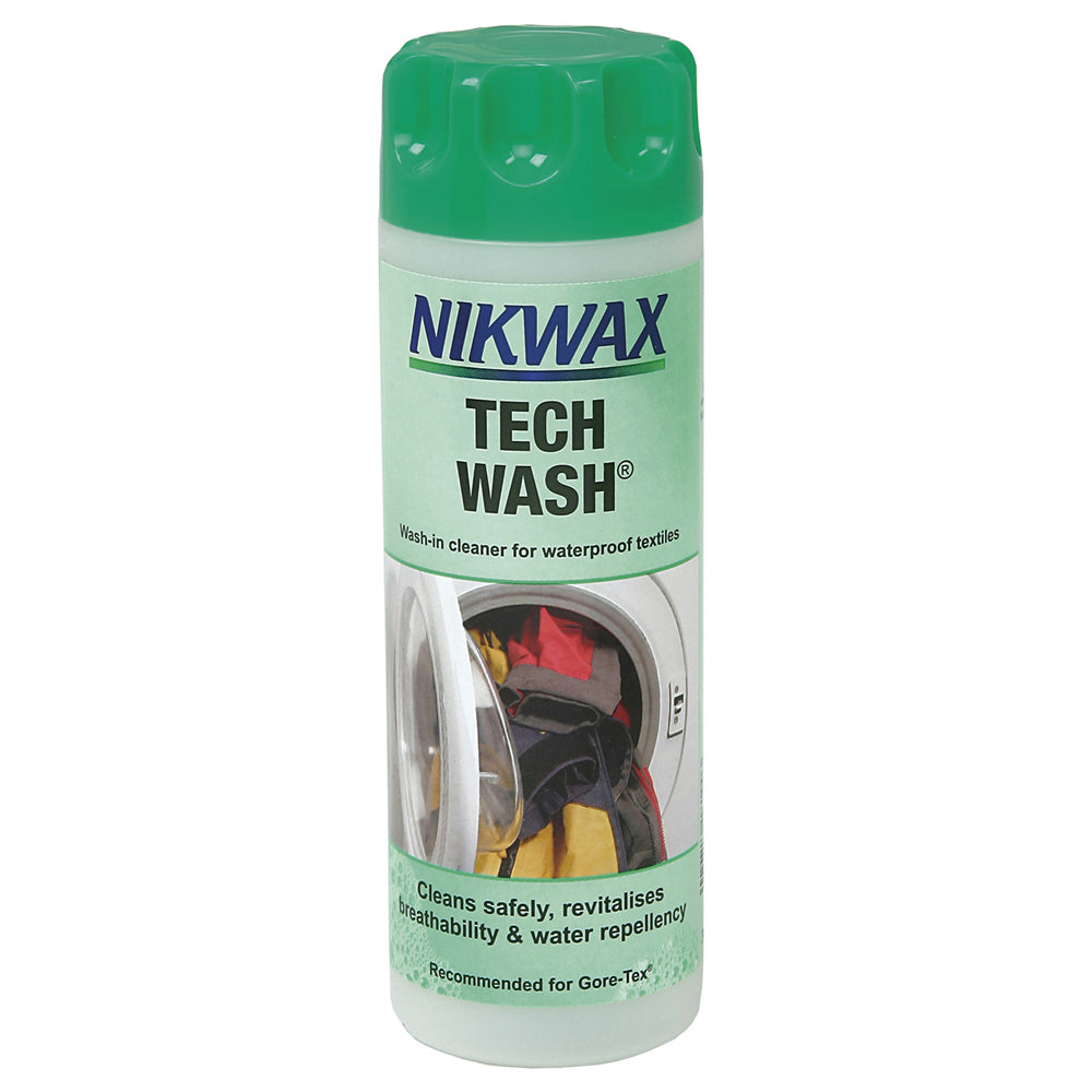 Nik Wax Tech Wash In - 300ml