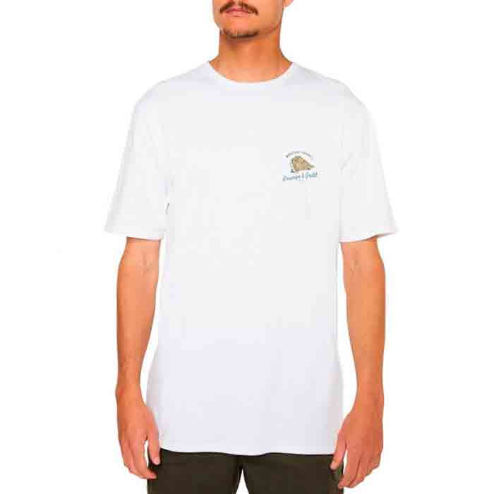Oneill Lounge Tee Mens - Super White