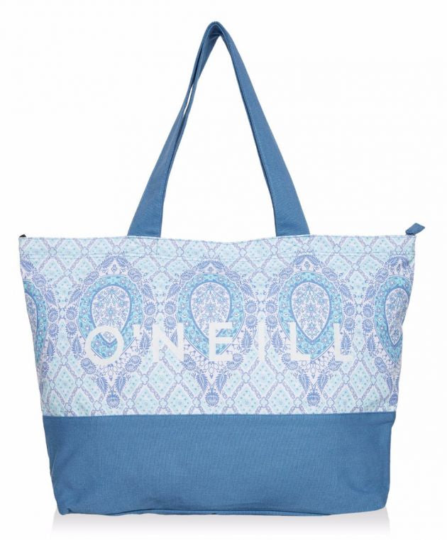 Oneill Essential Tote Bag Womens - Lun Luna Tile