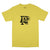 Passport Tools Down Tshirt Mens - Yellow