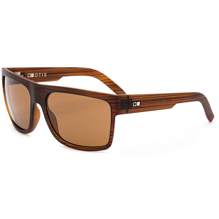 Otis Road Trippin Sunglasses - Woodland Matte/Brown