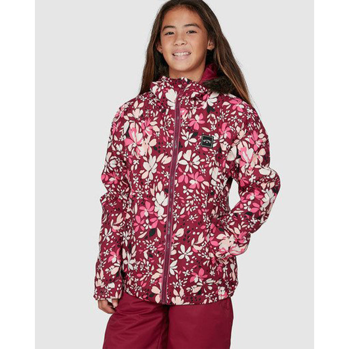 Billabong Girls Sula Jacket - Petal