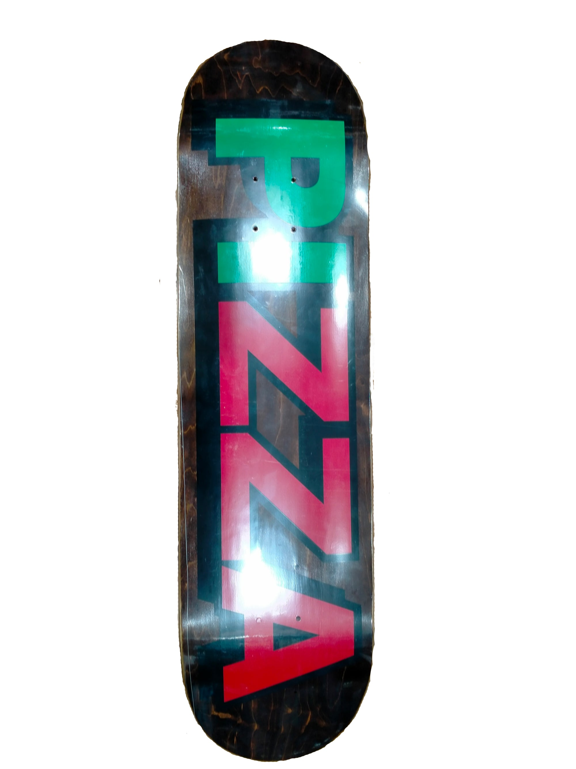 Pizza Skateboards - Tri-Logo Deck - 8.1