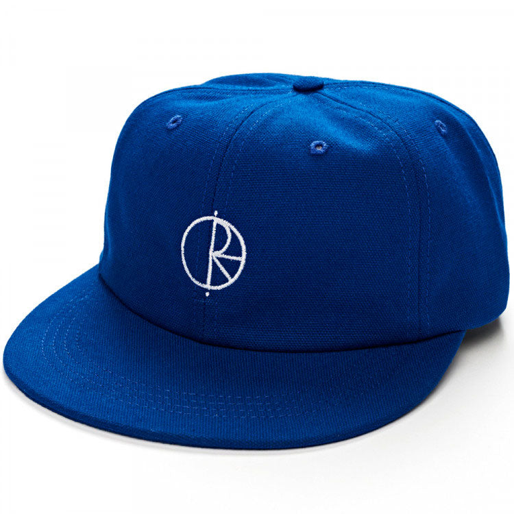 Polar Canvas Cap - Royal Blue