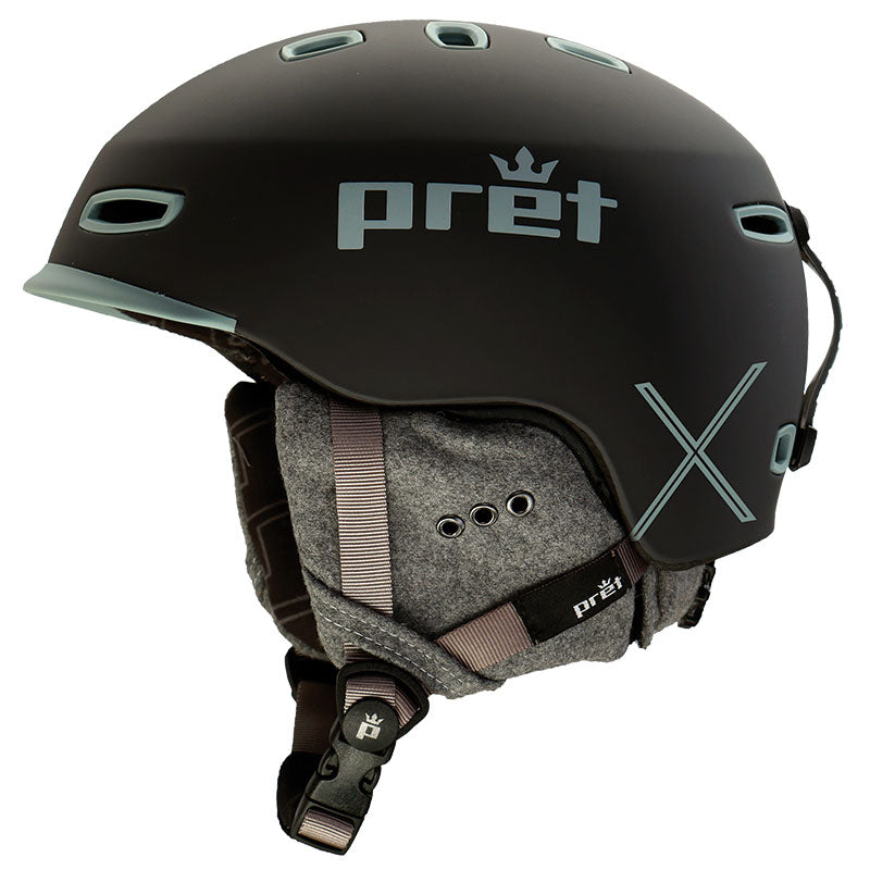 Pret Lyric X Mips Womens Helmet - Licorice