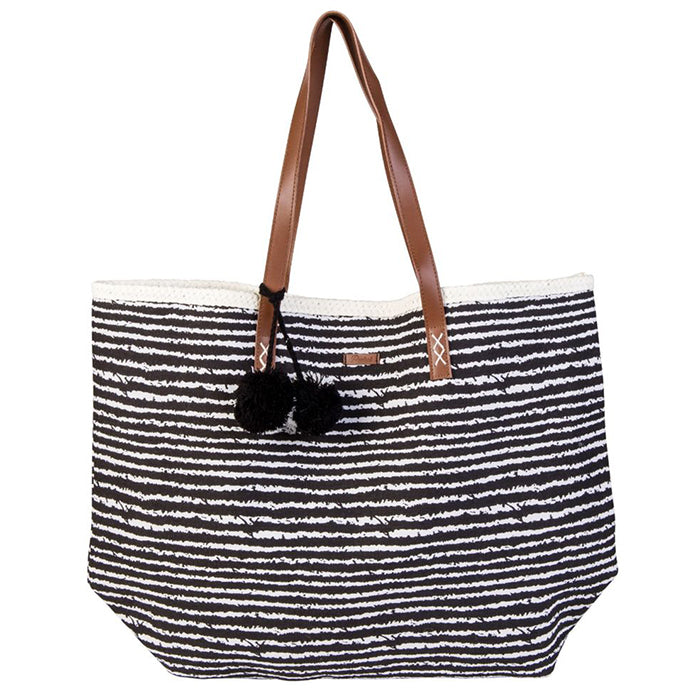 Protest Bole Beach Bag - True Black