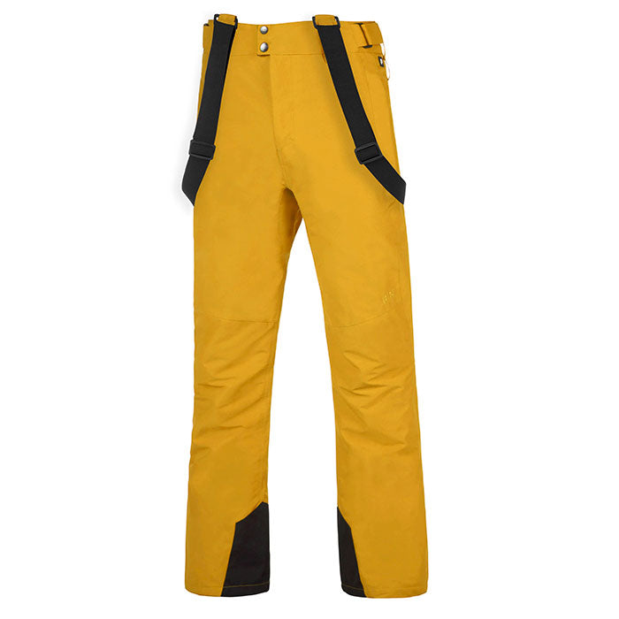 Protest Oweny Pant Mens - Mustard