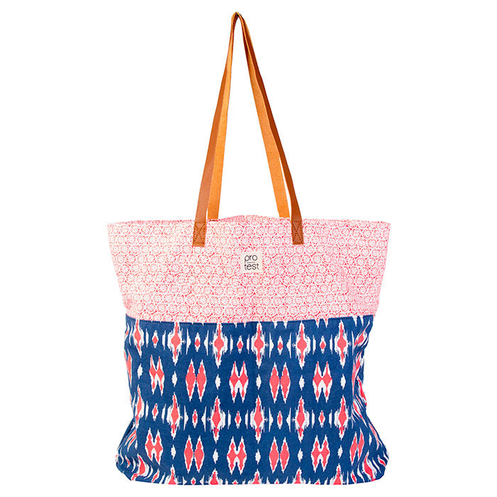 Protest Swanland Beach Bag - Gas Blue