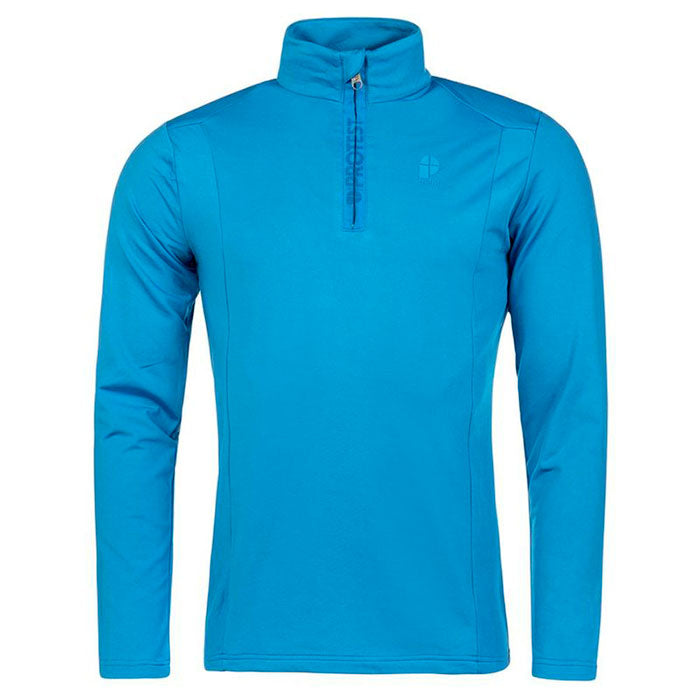 Protest Willowy 1/4 Zip Top Mens - Marlin Blue