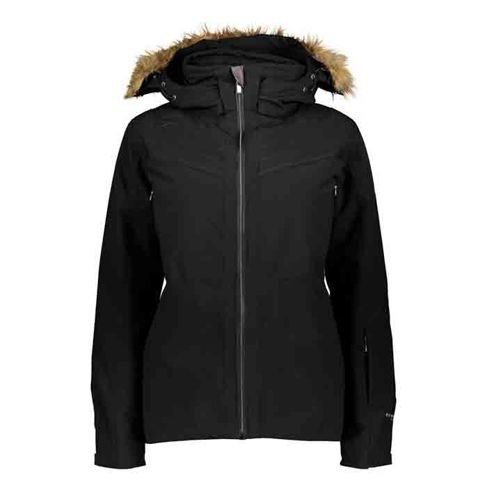 Raiski Aveline Jacket Womens - Black