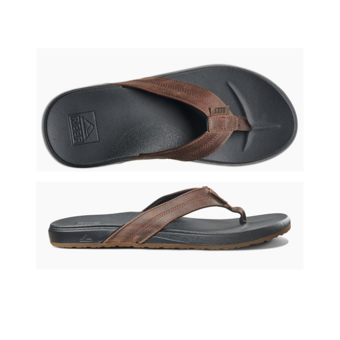 Reef Cushion Phantom LE Sandal - Black Brown