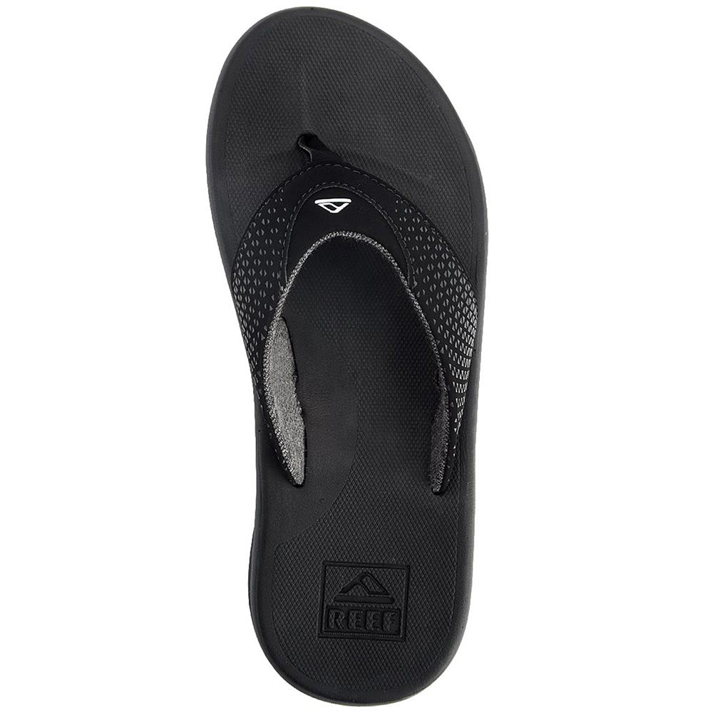 Reef Rover Sandal - Mens Black