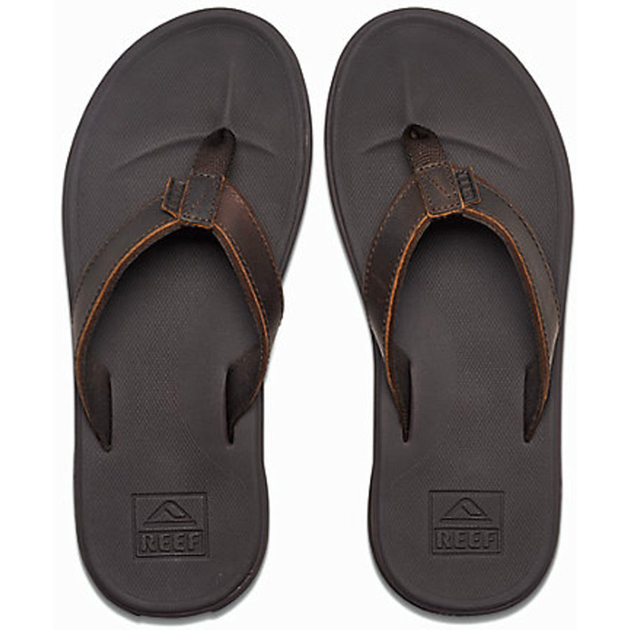 Reef Slammed Rover Lux Sandal Mens - Brown